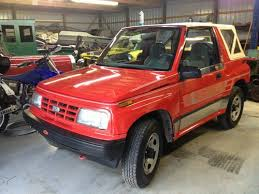 chevy tracker 1990 purchase used 1991 chevrolet geo tracker auto air 4x4 soft top in