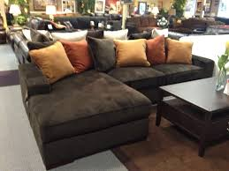 Corduroy Sofa Bed Ashley Chocolate Corduroy Sectional Sofa Starting At Only 899
