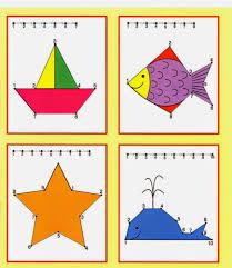 kids under 7 free dot to dot worksheets for kids