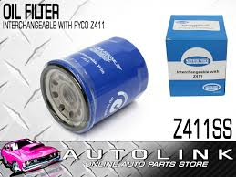 oil filter z411 to suit ford courier 2 6lt pc pd pe pg ph raider
