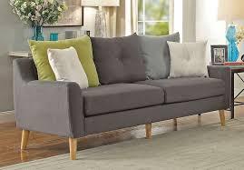 Mid Century Modern Settee Milland Mid Century Modern Sofa