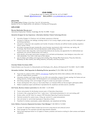 Sample Resume Product Manager Resume Example For Painter Augustais