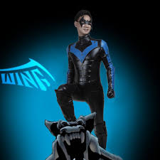 Halloween Costumes Nightwing Cheap Nightwing Arkham Aliexpress Alibaba Group
