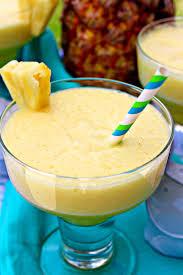 Frozen Pineapple Margarita The Complete Savorist