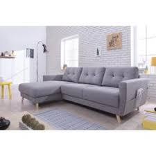 grande marque de canapé oslo canapé d angle droite convertible gris clair 225x147x86cm