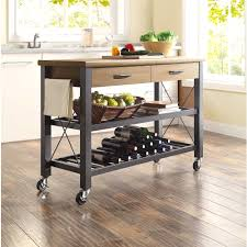 kitchen cart islands kitchen islands and carts island cart walmart brilliant