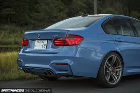 Bmw M3 Back - jack of all trades the new bmw m3 speedhunters