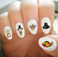 nail decals thanksgiving nail decals water transfer nail decals
