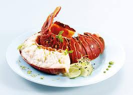 cuisiner queue de langoustes crues surgel馥s 1 queue de langouste caraïbes crue surgelé gamme sélection br du