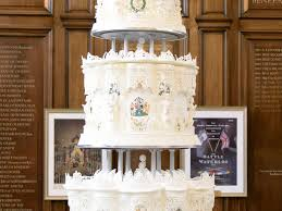 wedding cake chelsea le cordon bleu london recreated elizabeth s wedding cake