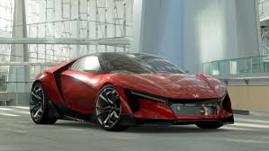 new honda sports car honda sports vision gran turismo is the baby nsx you u0027ve always wanted