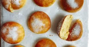 hervé cuisine brioche recette des beignets au four sans friture hervecuisine com
