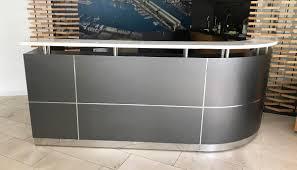 Reception Desks Brisbane by Executive Reception Desk Counter Office Stock