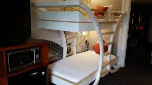 Space Bunk Beds Bunk Beds In Separate Space Room Picture Of Courtyard By