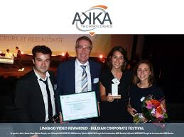 Corporate Video Technologies Rewarded At Belgian Corporate Video Festival