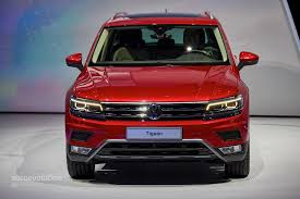 volkswagen microbus 2017 2017 volkswagen tiguan is all grown up in frankfurt autoevolution