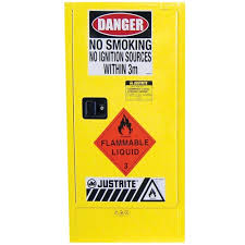 flammable liquid storage cabinet slim line 110l flammable liquid storage cabinet au25304