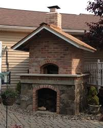 Diy Backyard Pizza Oven by 289 Best Wood Ovens And Bbq Images On Pinterest Outdoor Kitchens