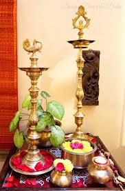 design decor u0026 disha diwali decor with brass lamps