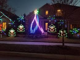 crockett fantasy of lights rumley crew light show home facebook