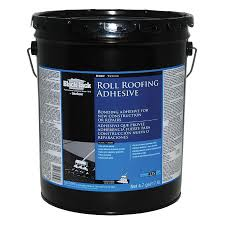 Rubber Roofing Material Lowes by Shop Black Jack 608 Fl Oz Roof Adhesive At Lowes Com