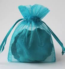 organza bag buyorganzabags 3 x4 teal organza bag 3 x4 organza bags