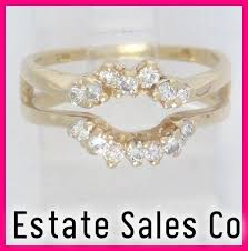 Wedding Ring Wraps by 17 Best Ring Wrap Guard Enhancers For Your Solitaire Images On