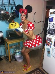 Minnie Mouse Halloween Costume Minnie Mouse Costume Works