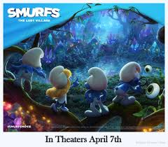 smurfs the lost village wallpapers smurf u0027s the lost village releasing on april 7th get a chance to