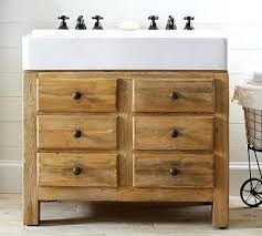 Bathroom Lovable Dura Wall Mounted Bathroom Wonderful Guest Vanity Refinish Weathered Wood Lime Paint
