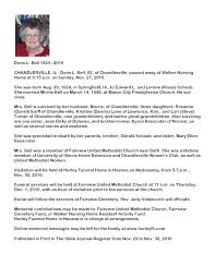 J Homer Ball Funeral Home by Search Chatham Area Public Library Obituary Database Chatham