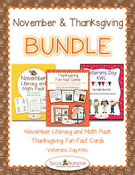 thanksgiving activities and printables sallieborrink