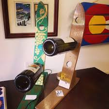 6 incredible ways to re use old skis i love to ski and board
