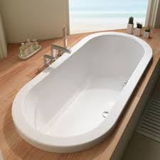double ended bathtub mobroi com carron halcyon round inset double ended bath 1750mm x 800mm