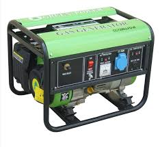 october 2012 gas generator