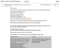 Hdfc Credit Card Payment Bill Desk Transfer Money To Hdfc Credit Card Using Net Banking