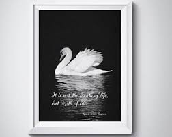 Home Interiors And Gifts Framed Art Floating Quote Etsy