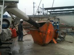 visite du chantier du 23 octobre 2012