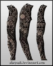 sleeve designs by shepush on deviantart
