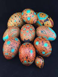 pysanky dye 1815 best great works in pysanky images on egg