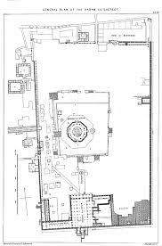 floor plan of a mosque charles warren vs james fergusson the bas library