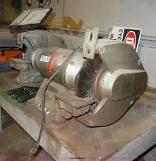 wissota e10 bench grinder item 2413 sold may 25 cronist