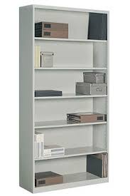 Office Bookcases With Doors Global Total Office Metal Bookcases