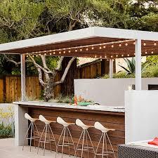 Outdoor Bbq Kitchen Designs Best 25 Outdoor Barbeque Area Ideas On Pinterest Outdoor