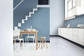 tendance deco cuisine cuisine couleur bleu gris tendance deco cuisine ptoir de cuisine