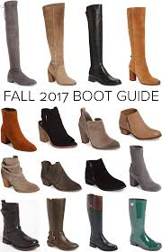s boots autumn 2017 fall 2017 boot guide what type personal style and aesthetics