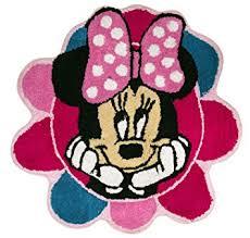 Disney Bath Rug Disney Minnie Mouse Flower Bath Rug Pink Bathroom Mat