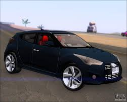 nissan veloster 2013 hyundai veloster 2013 for gta san andreas