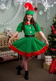 women u0027s holiday elf plus size costume