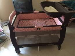 unique graco playpen with bassinet and changing table u2014 ultrabide